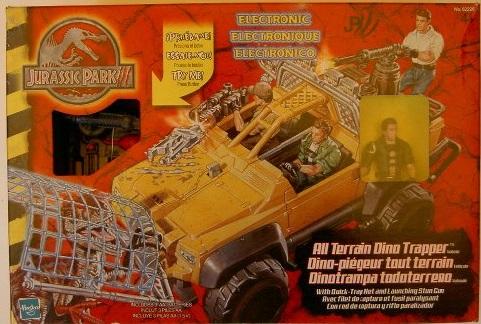 All Terrain Dino Tracker