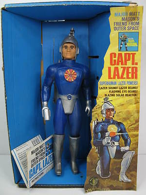 Capt Lazer