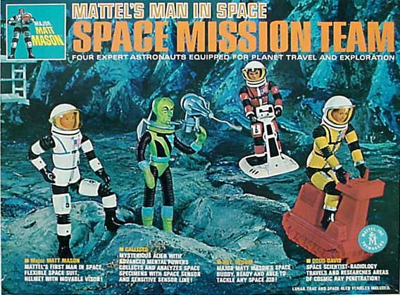 Space Mission Team
