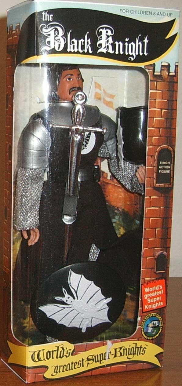 Mego Black Knight