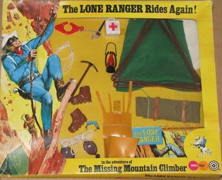 Missing Mountain Climber