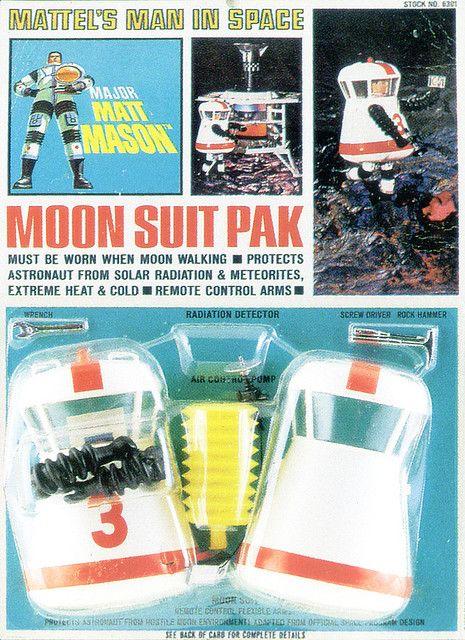 Moon Suit Pak