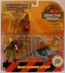 Pachycephalosaurus w/ Dino Trainer