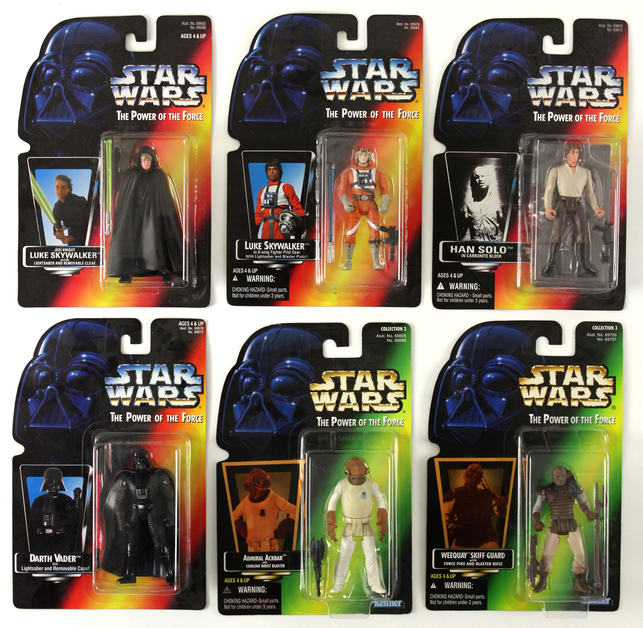 What Are the Star Wars Vintage Figures