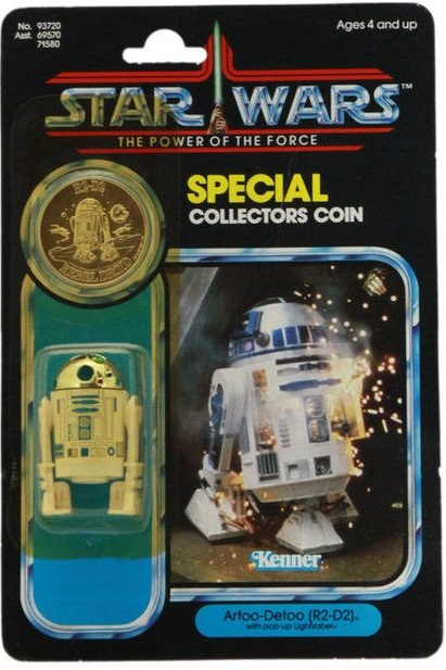 R2-D2 w/Lightsaber
