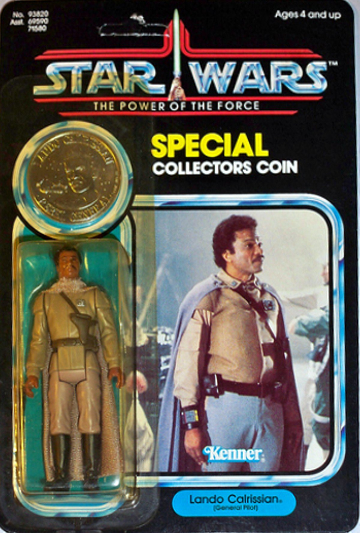 General Lando Calrissian