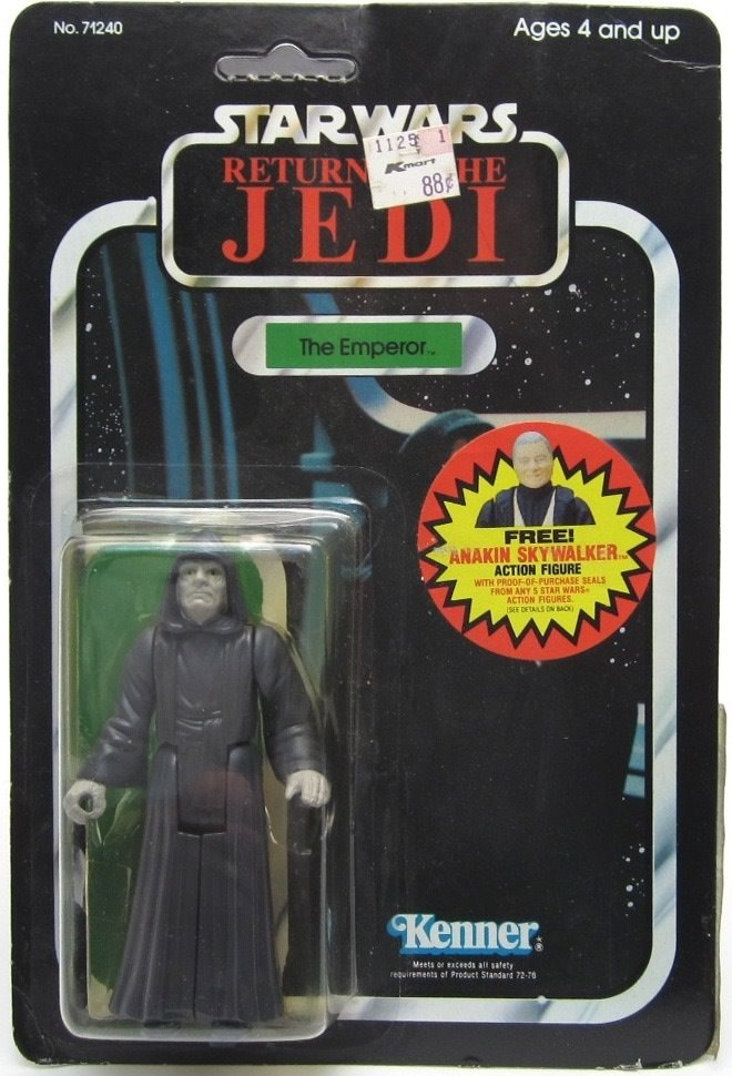 Return Of The Jedi Star Wars Action Figures
