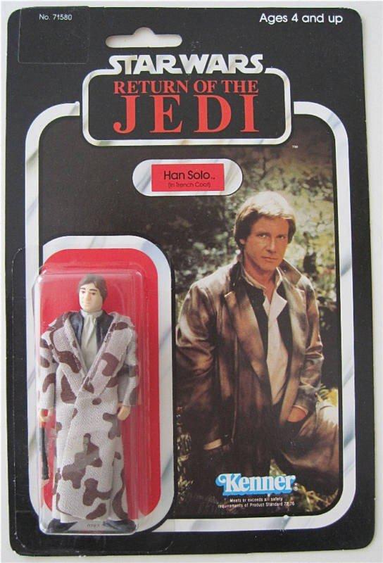 Han Solo w/Trenchcoat