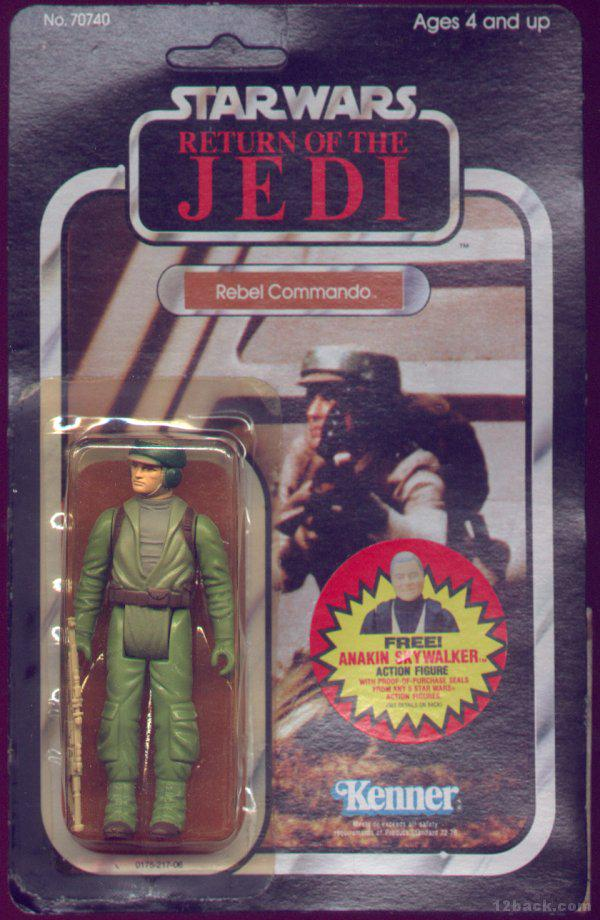 Rebel Commando