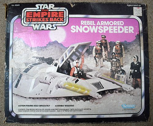 Rebel Armored Snowspeeder