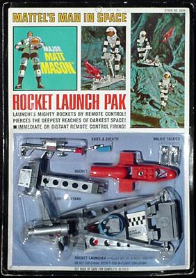 Rocket Launch Pak
