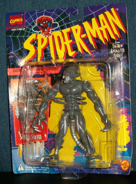 Alien Spider-Slayer