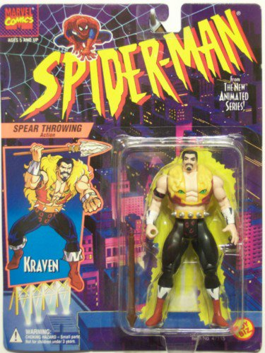 Kraven  with