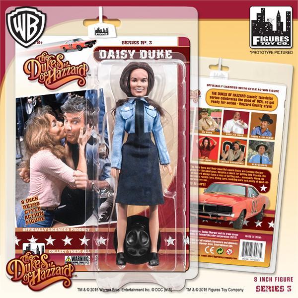Daisy Duke (Police Outfit)