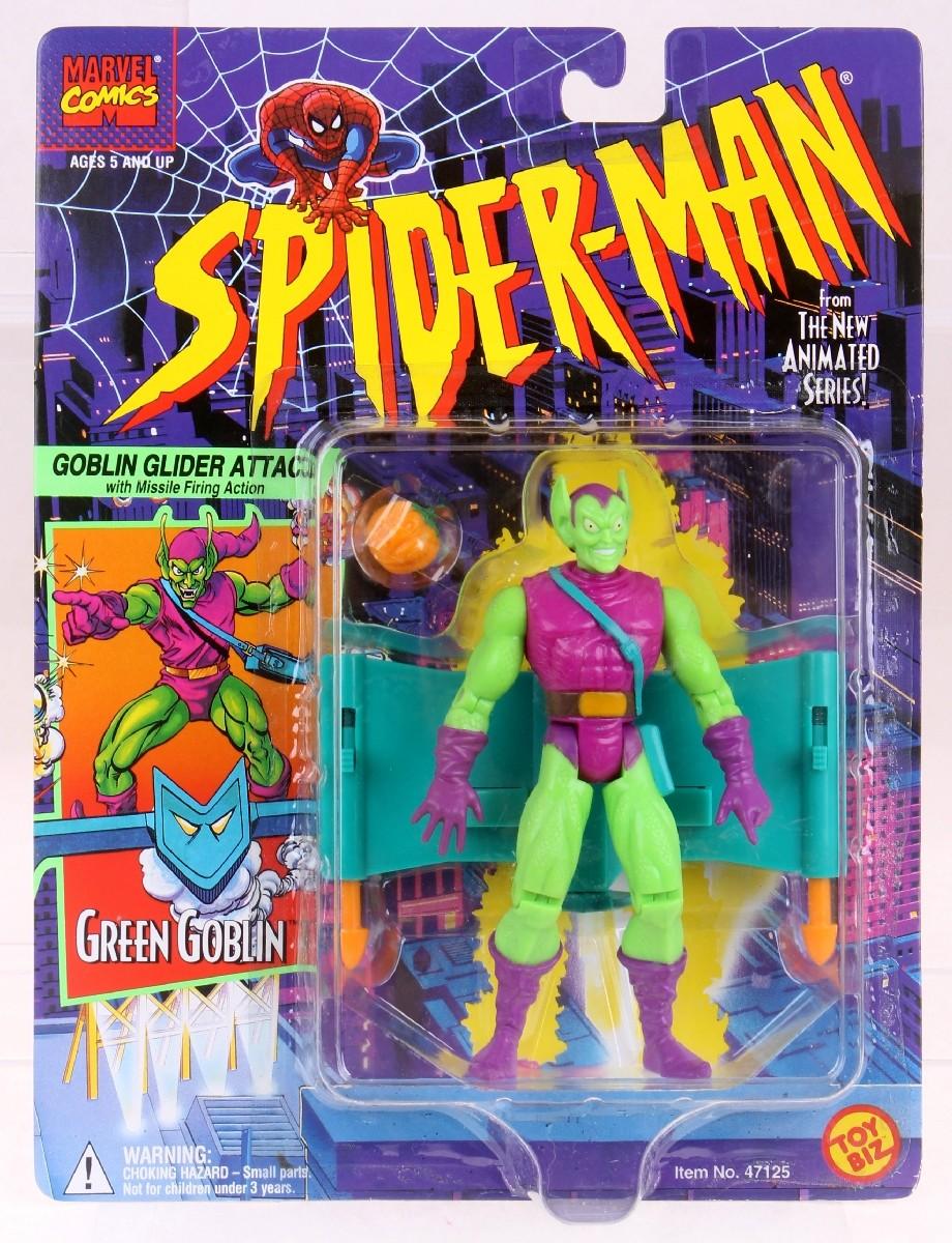 """Green Goblin with """"Goblin Glider Attack"""