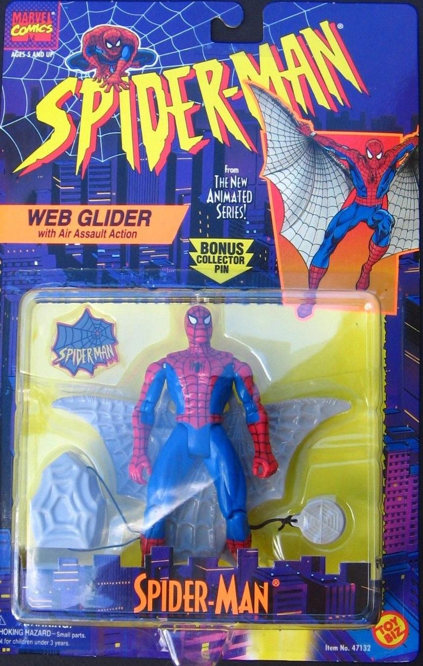 Spider-Man Web Glider