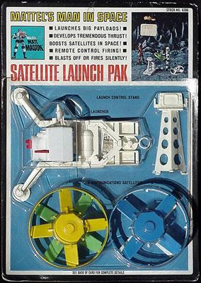 Satellite Launch Pak