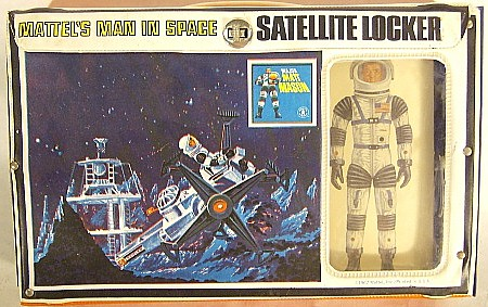 Satellite Locker