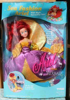 Sea Fashion Ariel