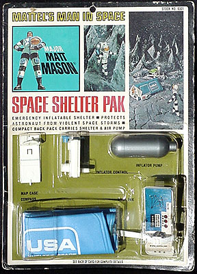 Space Shelter Pak