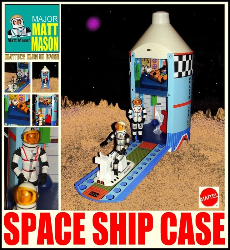 Space Ship Case
