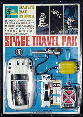 Space Travel Pak