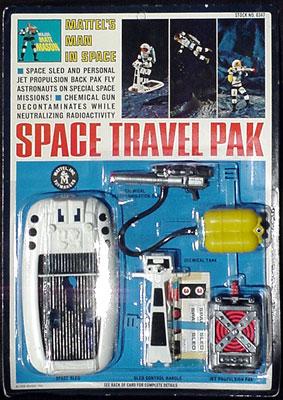Space Travel Pak