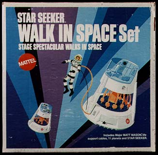 Star Seeker Walk In Space Set