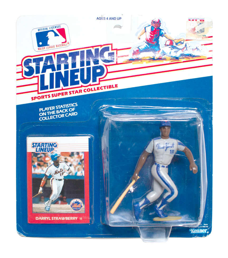 Starting Lineup Ron Gant 1996 action figure