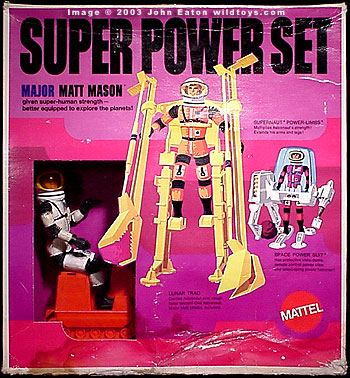 Super Power Set