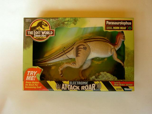 PARASAUROLOPHUS Horn Head