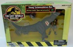 YOUNG-TYRANNOSAURUS-REX-SET