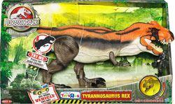 Tyrannosaurus Rex with General