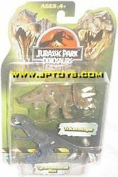 Tyrannosaurus Rex and Triceratops