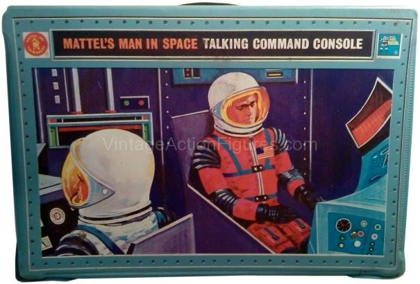 Talking Command Console