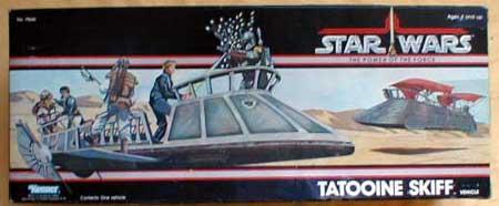 Tatooine Skiff