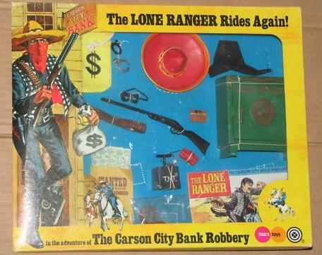 The Carson City Bank Robbery