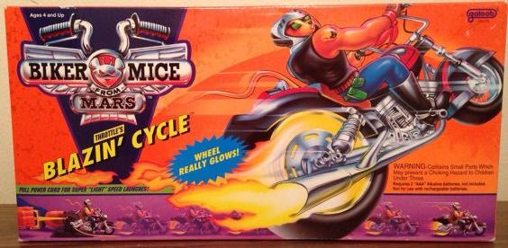 Throttle's Blazin Cycle