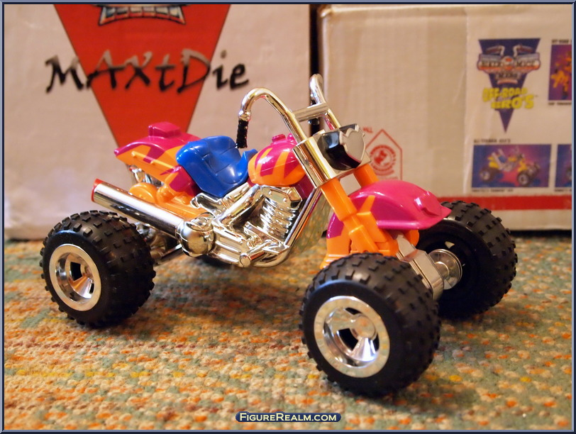 Throttle's Tromper ATV