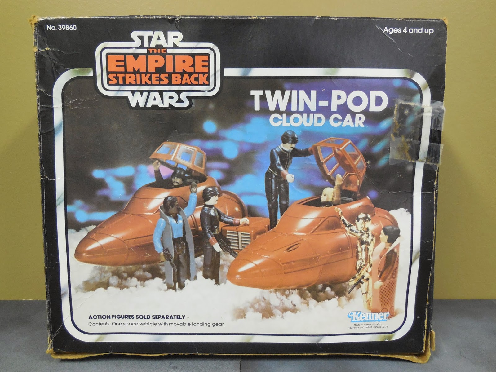 Twin Pod Cloud Car