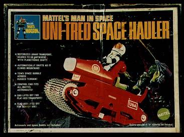 Uni-Tred Space Hauler