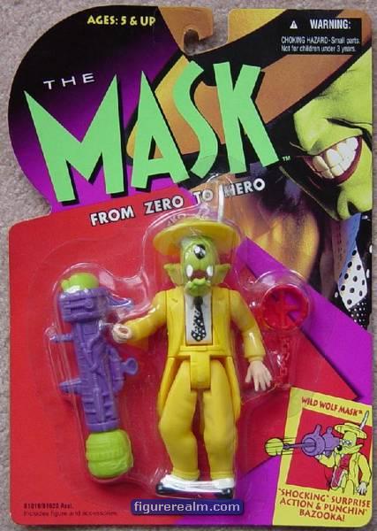 Wild Wolf Mask