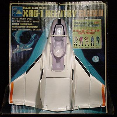 XRG-1 Reentry Glider