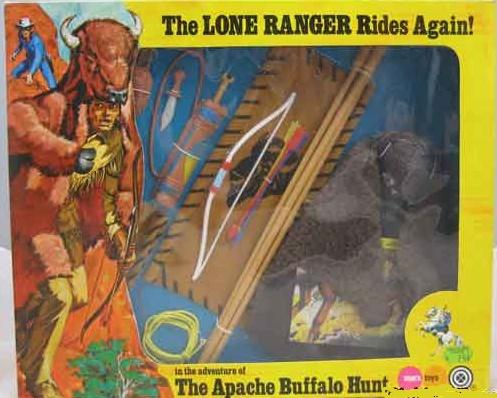Apache Buffalo Hunt