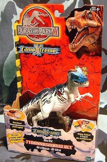 Artic Tyrannosaurus Rex