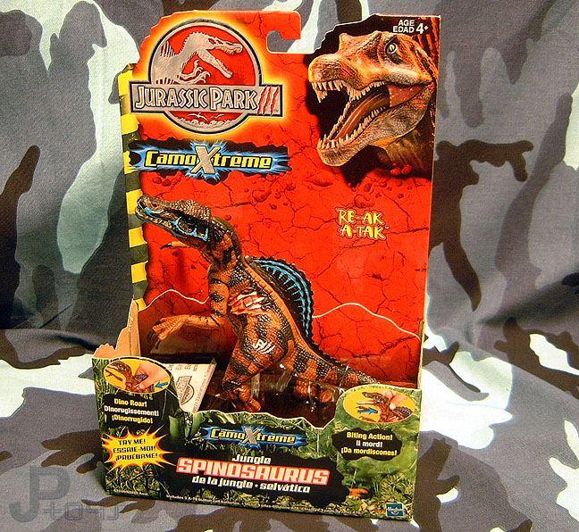 Jungle Spinosaurus