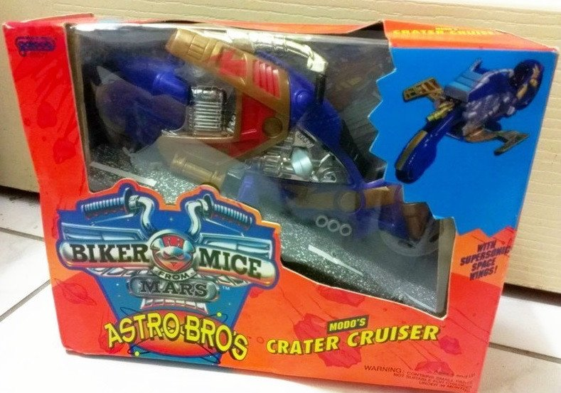 Modo's Crater Cruiser
