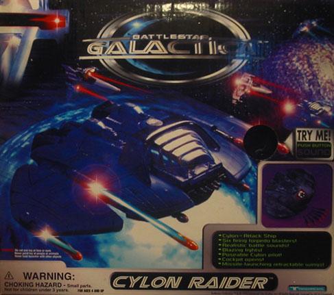 Trendmasters Cylon Raider