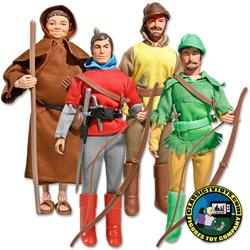 FTC Robbin Hood Action Figures Review