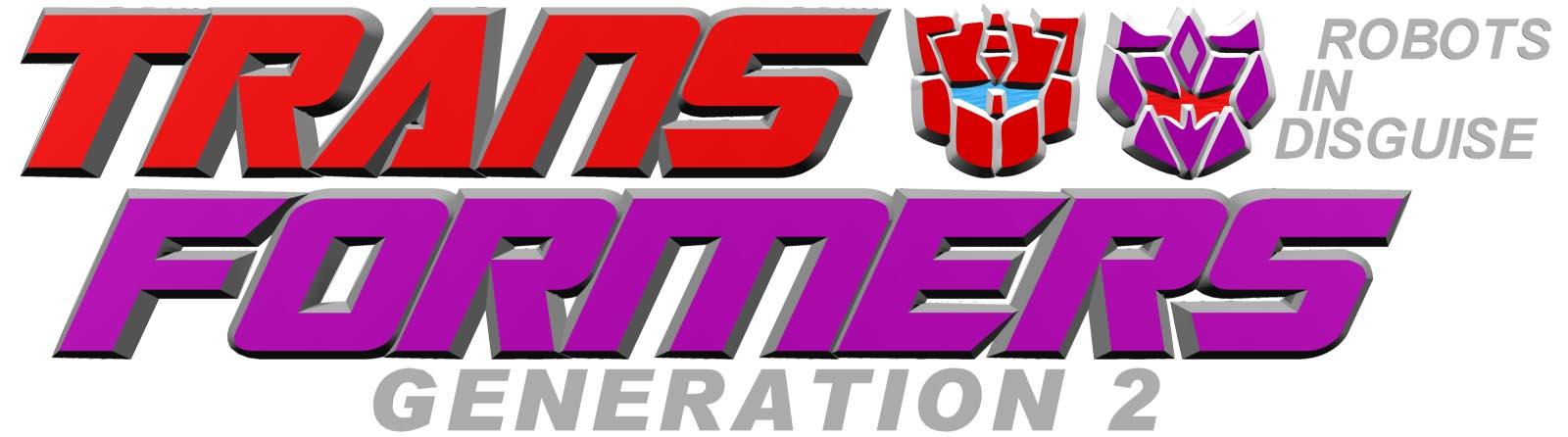 Generation 2 Transformers